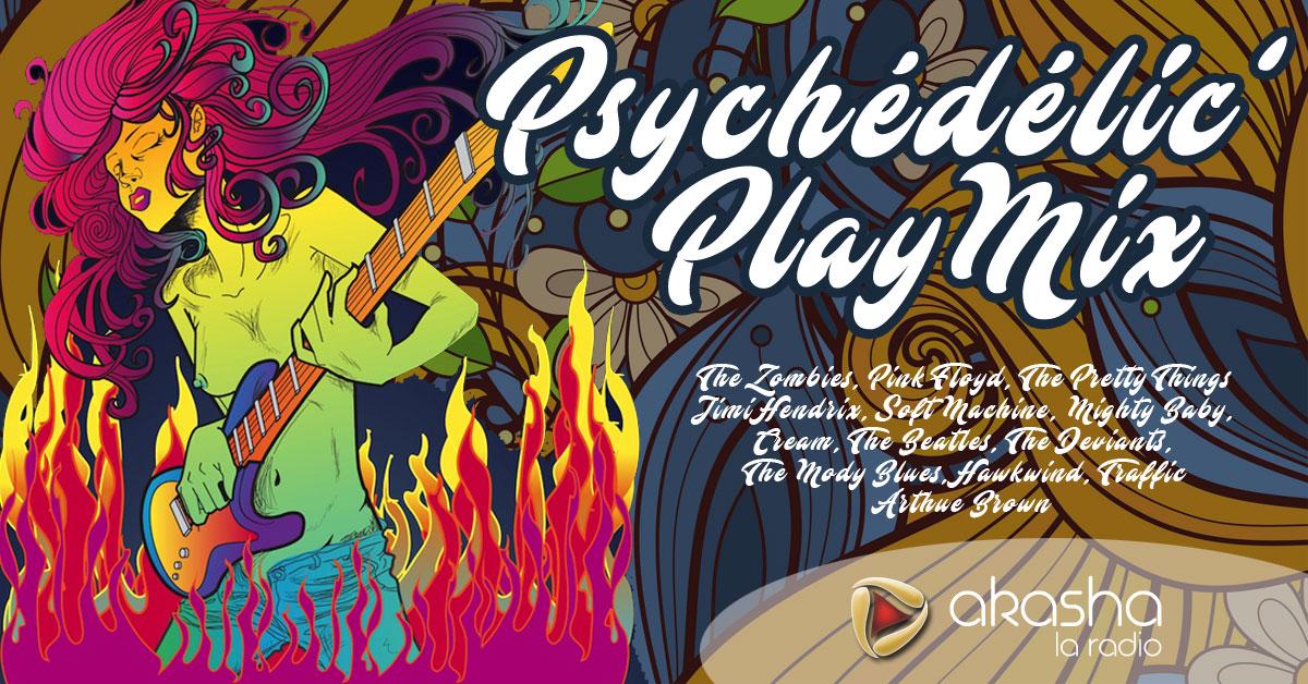 La PlayMix PsychéRock