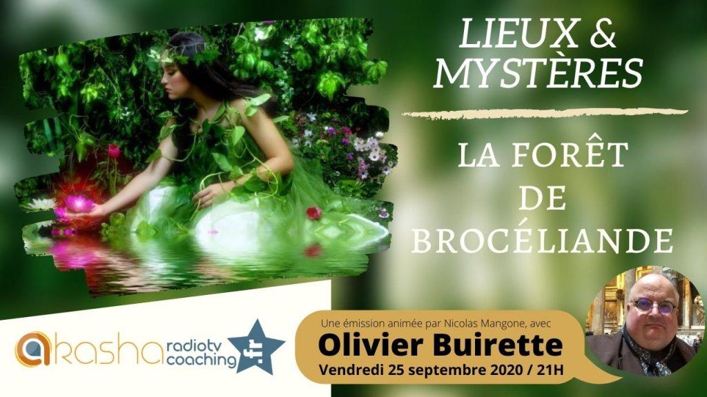 La forêt de Brocéliande – Lieux et mystères