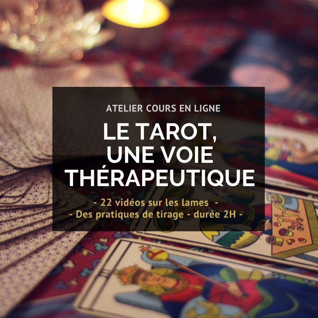 Le tarot, une voie thérapeutique