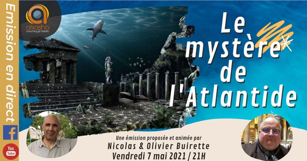 Le mystère de l'Atlantide